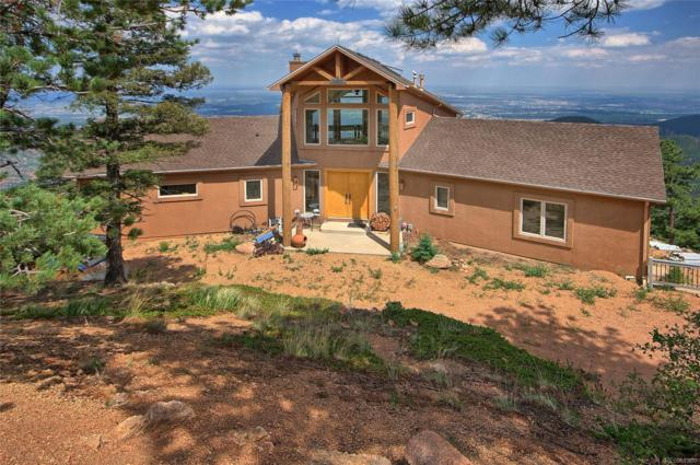 6928 Lady Bug Lane, Manitou Springs, CO 80829 (#9831154) :: Sellstate Realty Pros