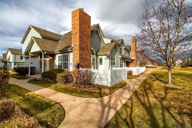 1272 E 130th Avenue D, Thornton, CO 80241 (#9831442) :: The Griffith Home Team