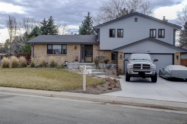 801 S Dudley Street, Lakewood, CO 80226 (#9831476) :: Bring Home Denver