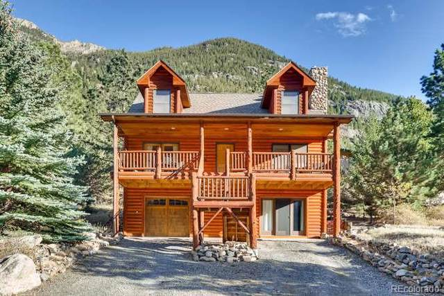 2174 Clear Creek Drive, Georgetown, CO 80444 (#9831630) :: The DeGrood Team