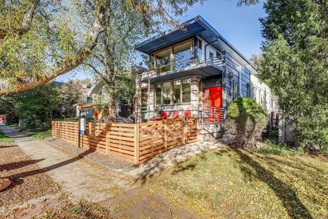 450 Washington Street, Denver, CO 80203 (#9831904) :: HomeSmart Realty Group