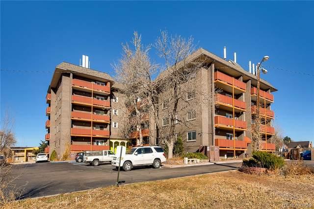 3047 W 47th Avenue #106, Denver, CO 80211 (#9832661) :: The DeGrood Team