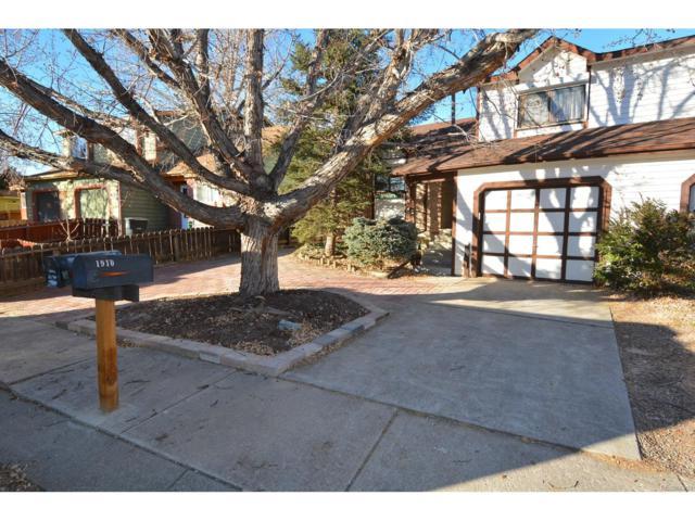 1910 Copper Creek Drive, Colorado Springs, CO 80910 (#9833129) :: Colorado Home Realty