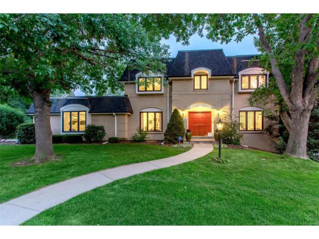 5390 Nassau Circle, Englewood, CO 80113 (MLS #9833250) :: 8z Real Estate