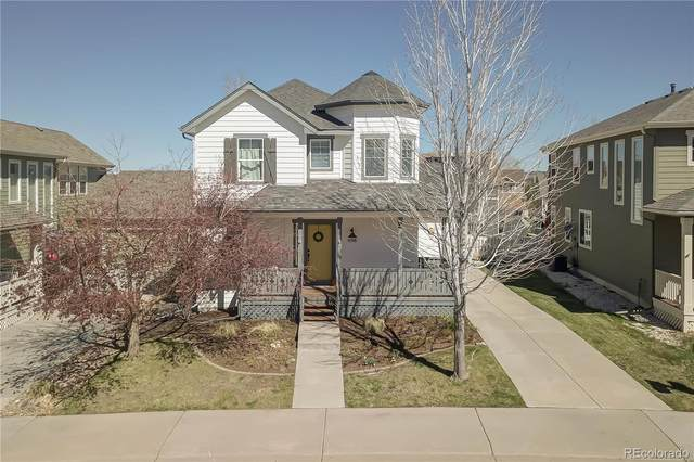 4198 Timber Hollow Loop, Castle Rock, CO 80109 (MLS #9833811) :: 8z Real Estate