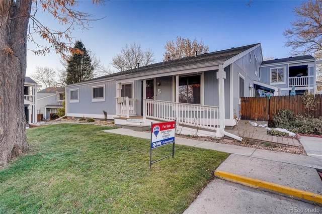 2557 S Dover Street #5, Lakewood, CO 80227 (MLS #9833822) :: Bliss Realty Group