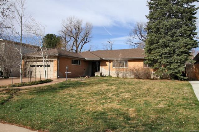 265 S Glencoe Street, Denver, CO 80246 (#9833823) :: The Peak Properties Group