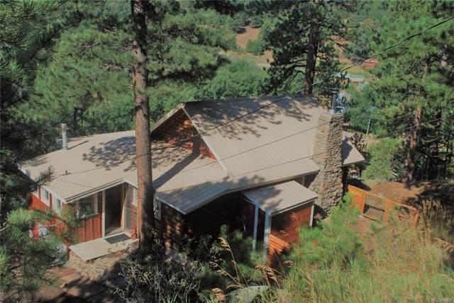 20654 Seminole Road, Indian Hills, CO 80454 (MLS #9833877) :: 8z Real Estate