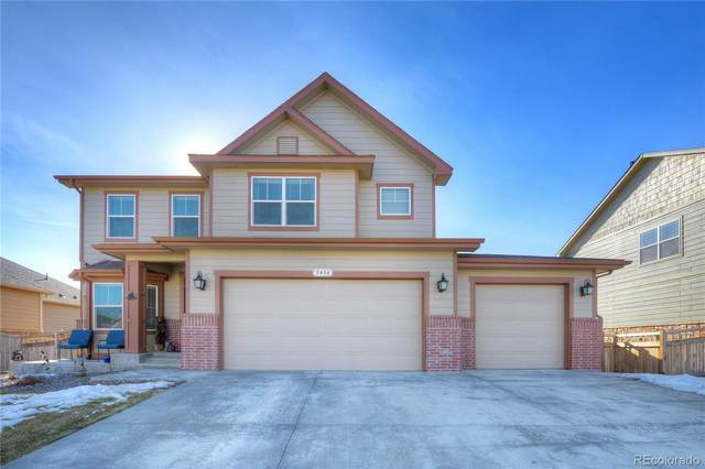5438 Snapdragon Court, Brighton, CO 80601 (#9834148) :: Stephanie Fryncko | Keller Williams Integrity