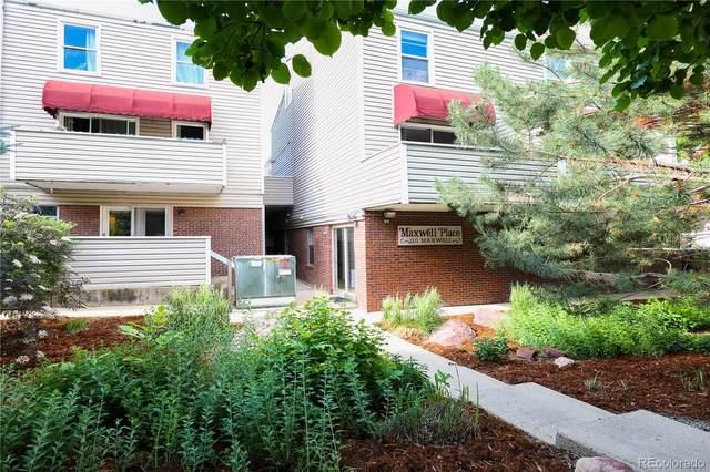 1111 Maxwell Avenue #212, Boulder, CO 80304 (MLS #9834493) :: Find Colorado