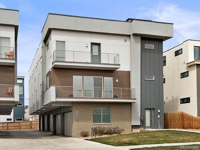 1623 Julian Street #102, Denver, CO 80204 (#9834629) :: Venterra Real Estate LLC