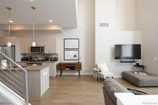 2741 W 28th Avenue #4, Denver, CO 80211 (#9834750) :: Mile High Luxury Real Estate