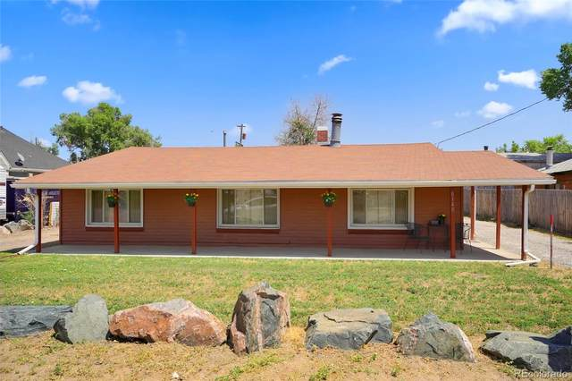 8140 Brighton Road 1,#2,#3, Commerce City, CO 80022 (#9835207) :: The Griffith Home Team