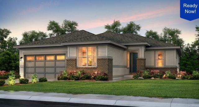 16110 Azalea Avenue, Parker, CO 80134 (#9835227) :: The HomeSmiths Team - Keller Williams