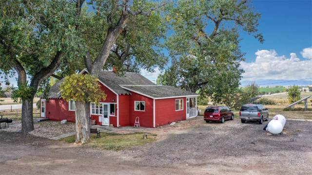11083 Highway 14, Ault, CO 80610 (#9835317) :: The DeGrood Team
