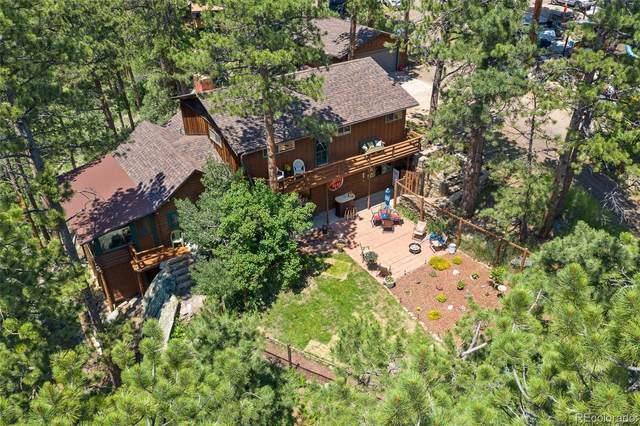 20664 Seminole Road, Indian Hills, CO 80454 (#9835472) :: Venterra Real Estate LLC