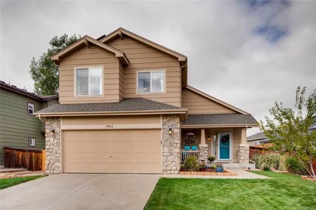 9061 Renoir Drive, Littleton, CO 80126 (MLS #9835998) :: 8z Real Estate