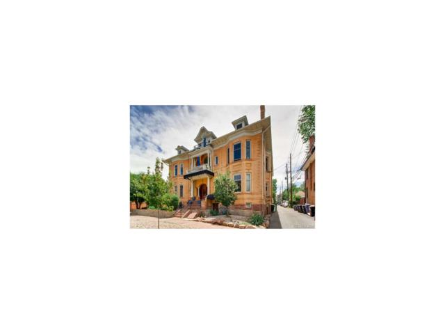 2124 E 17th Avenue #8, Denver, CO 80206 (#9836060) :: Wisdom Real Estate