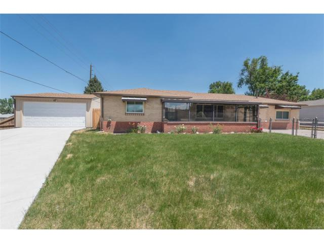4390 Newland Street, Wheat Ridge, CO 80033 (MLS #9836068) :: 8z Real Estate