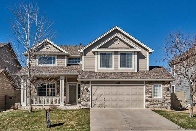 5243 S Tabor Way, Littleton, CO 80127 (MLS #9836417) :: Bliss Realty Group