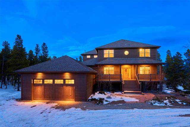 50 Shoshoni Way, Nederland, CO 80466 (#9836479) :: The Peak Properties Group