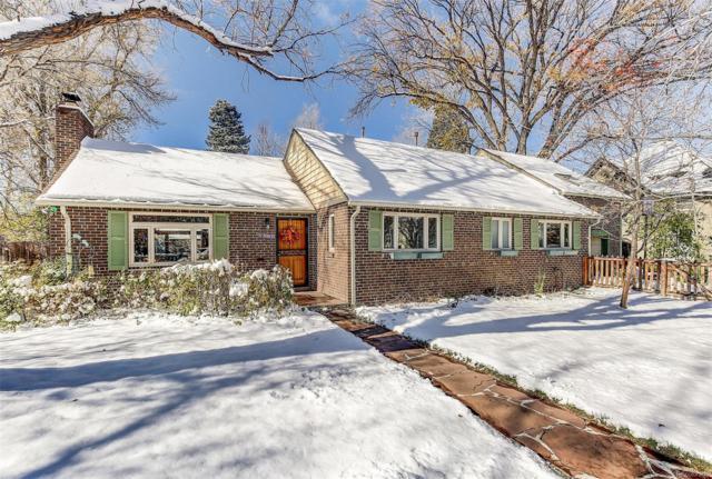 1301 Olive Street, Denver, CO 80220 (#9836483) :: House Hunters Colorado