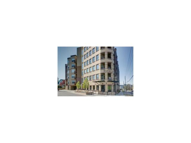 2240 Clay Street #311, Denver, CO 80211 (#9836752) :: The Pete Cook Home Group