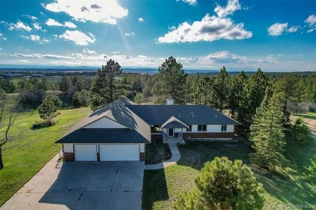 741 County Road 146, Elizabeth, CO 80107 (MLS #9836938) :: 8z Real Estate