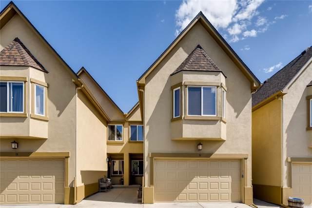 9791 W Stanford Avenue 5C, Denver, CO 80123 (MLS #9837090) :: 8z Real Estate