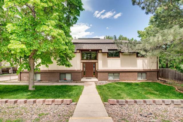 5691 W 35th Avenue 2F, Wheat Ridge, CO 80212 (#9837301) :: The HomeSmiths Team - Keller Williams