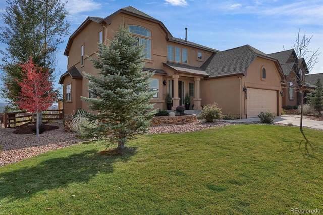 12663 Barossa Valley Road, Colorado Springs, CO 80921 (MLS #9837492) :: Kittle Real Estate