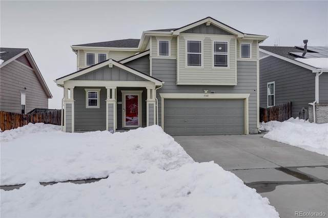5368 Lewiston Court, Denver, CO 80239 (MLS #9837775) :: Wheelhouse Realty