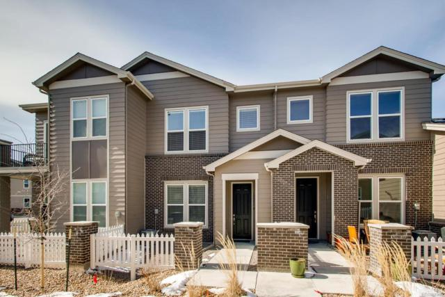 15551 W 64th Place B, Arvada, CO 80007 (#9838001) :: House Hunters Colorado