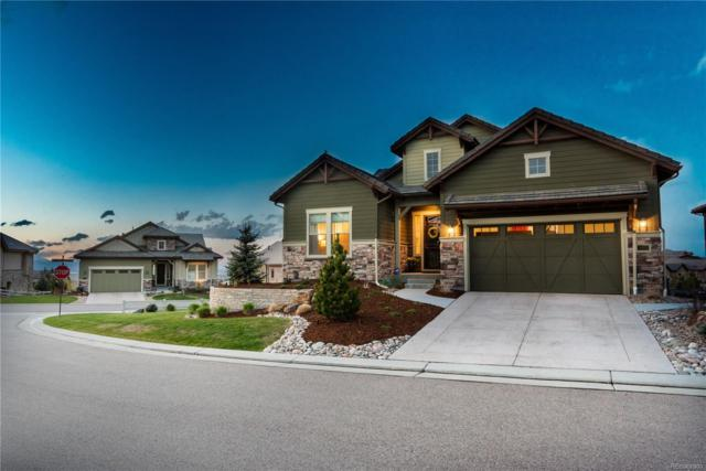 1001 Wildcrest Point, Highlands Ranch, CO 80126 (#9838017) :: House Hunters Colorado