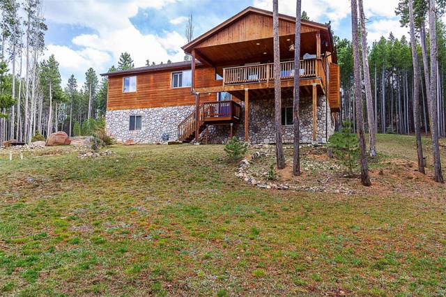 51 Navajo Trail, Evergreen, CO 80439 (#9838466) :: Structure CO Group