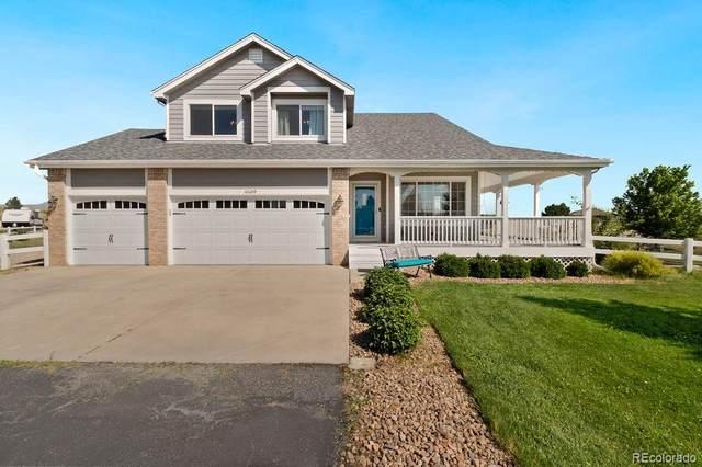 41489 Golden Field Circle, Parker, CO 80138 (#9838620) :: Wisdom Real Estate