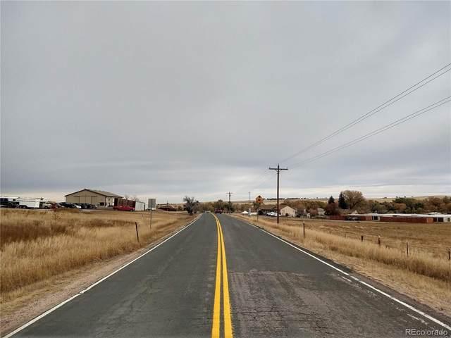 Elbert Road, Kiowa, CO 80117 (MLS #9838775) :: Re/Max Alliance