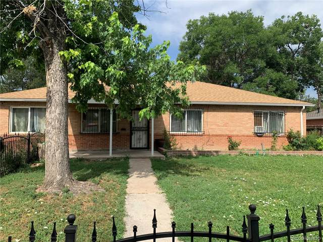 1235 Scranton Street, Aurora, CO 80011 (MLS #9838875) :: Clare Day with Keller Williams Advantage Realty LLC