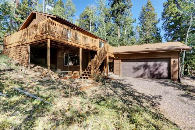 11673 Hannah Drive, Conifer, CO 80433 (MLS #9839014) :: 8z Real Estate