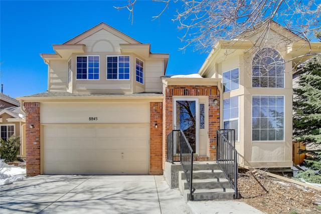 8845 Miners Drive, Highlands Ranch, CO 80126 (#9839134) :: House Hunters Colorado