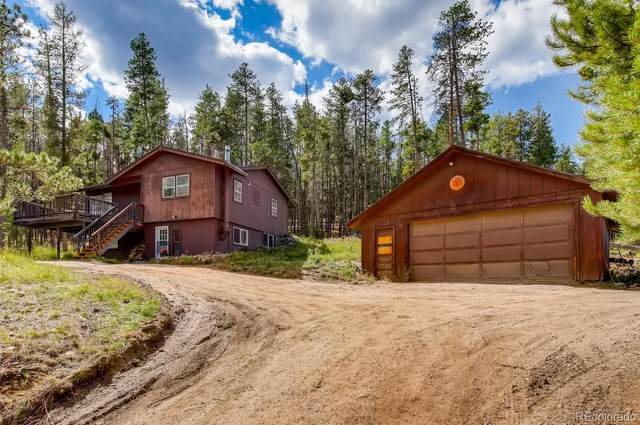 8247 S Brook Forest Road, Evergreen, CO 80439 (#9839342) :: Re/Max Structure
