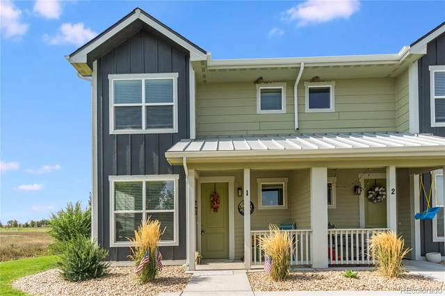 6330 Orchard Park Drive #1, Evans, CO 80634 (#9839388) :: milehimodern