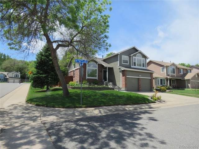 11212 W 67th Avenue, Arvada, CO 80004 (#9839531) :: The Peak Properties Group