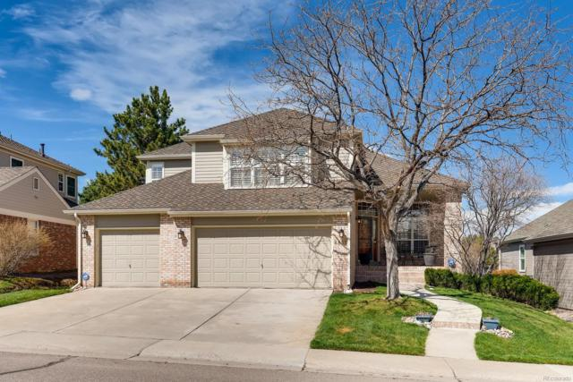 8632 Forrest Drive, Highlands Ranch, CO 80126 (#9839644) :: The HomeSmiths Team - Keller Williams