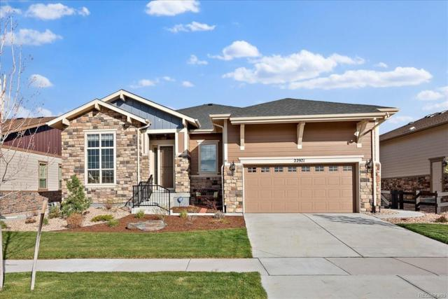 22971 E Del Norte Circle, Aurora, CO 80016 (#9839651) :: Relevate | Denver
