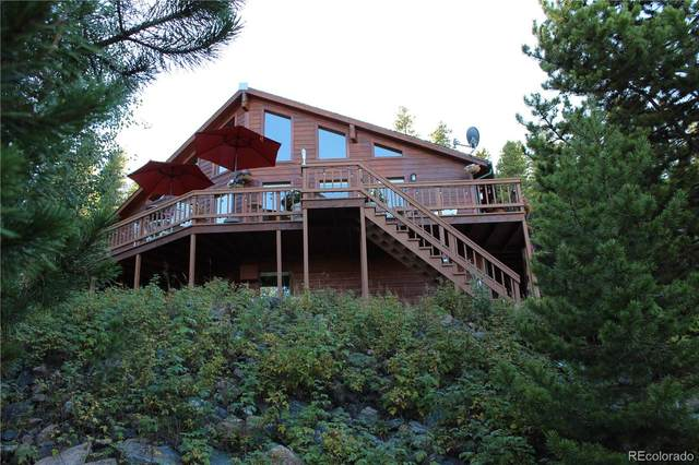 31358 Conifer Mountain Drive, Conifer, CO 80433 (#9839800) :: The Dixon Group