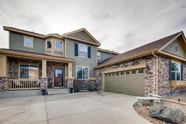563 N Flat Rock Circle, Aurora, CO 80018 (#9840174) :: The Pete Cook Home Group