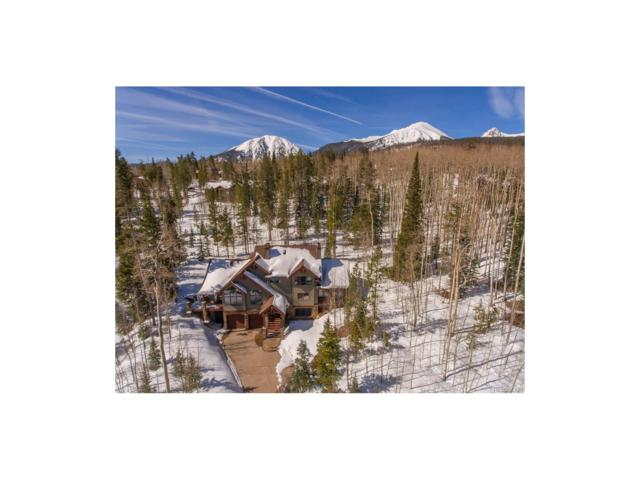 525 Two Cabins Drive, Silverthorne, CO 80498 (MLS #9840465) :: 8z Real Estate