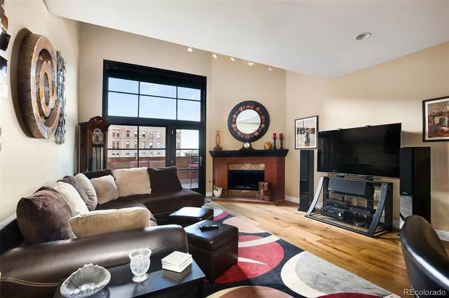 1512 Larimer Street #26, Denver, CO 80202 (#9840582) :: Berkshire Hathaway HomeServices Innovative Real Estate