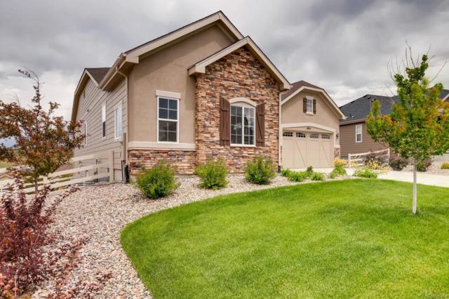 5874 Echo Hollow Street, Castle Rock, CO 80104 (MLS #9841567) :: 8z Real Estate